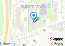 Компания «Ремедиум» на карте