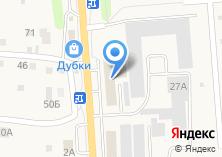 Компания «МебельКомДизайн» на карте