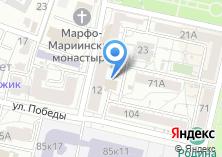 Компания «Автовек» на карте