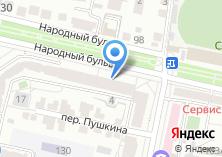 Компания «Белгородская областная коллегия адвокатов №3» на карте
