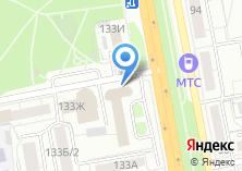 Компания «Строящееся административное здание по ул. Богдана Хмельницкого проспект» на карте