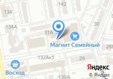 Компания «Чураско» на карте