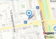 Компания «Связьинформ» на карте