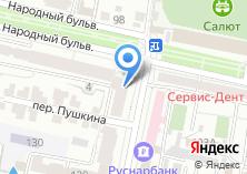 Компания «Подъем-Сервис» на карте