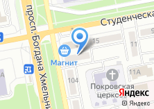 Компания «Святое Белогорье против детского рака» на карте