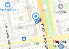 Компания «Мировые судьи Западного округа г. Белгорода» на карте