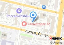 Компания «Дизайн-интерьер» на карте