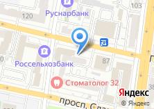 Компания «Селена-Стиль» на карте