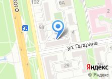 Компания «Ока-запчасть» на карте