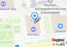 Компания «Тайм Аут» на карте
