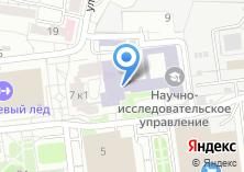 Компания «Белгородский государственный институт искусств и культуры» на карте