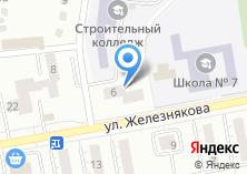 Компания «Участковый пункт полиции №17» на карте