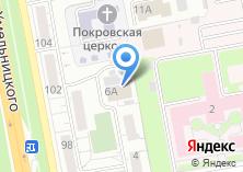 Компания «Колобок» на карте