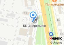 Компания «Бел-Кадастр» на карте