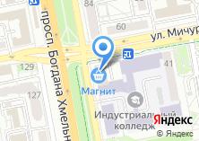 Компания «Балкон сервис» на карте