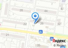 Компания «Цветочный магазин на Костюкова» на карте