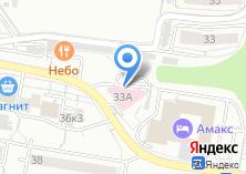 Компания «Строящееся административное здание по ул. 5 Августа» на карте