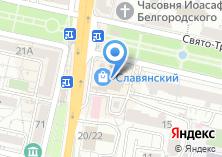 Компания «Служба вскрытия С1 - Белгород - Вскрытие замков» на карте