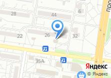 Компания «Телевышка» на карте