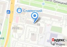 Компания «СэндПРО» на карте