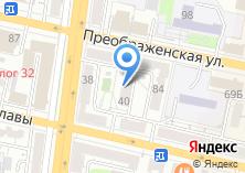 Компания «ИнтерКонтактСервис» на карте