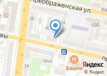 Компания «Связь-сервис» на карте