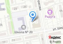 Компания «Аквалайт» на карте