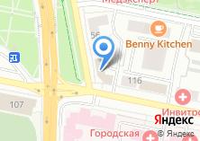 Компания «ДУБЕНСКИЙ А. В.» на карте