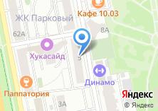 Компания «Белгородское городское БТИ» на карте