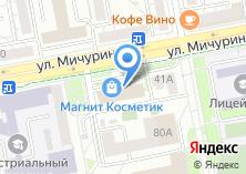 Компания «БЕЛГОРОД ЗАБОРЫ» на карте