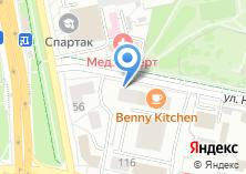 Компания «БАРИН-ТИР» на карте