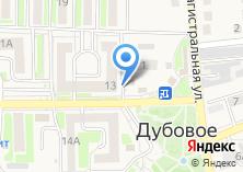 Компания «Инфо-пресса» на карте
