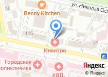 Компания «Дизайн-студия Елены Марышевой» на карте