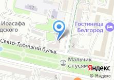 Компания «Патент» на карте