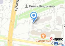 Компания «Владимирское» на карте