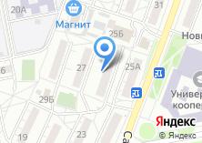 Компания «Сторужник» на карте