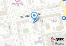 Компания «Фабрика знаний» на карте