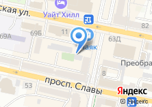 Компания «Тофа» на карте