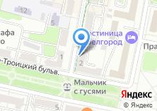 Компания «MAXIM`S» на карте