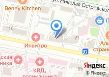 Компания «Белгородская торгово-промышленная палата» на карте