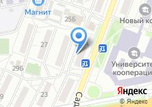 Компания «Фармакор» на карте