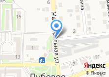 Компания «Магазин цветы» на карте