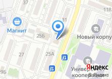 Компания «Приоритет, Сервисный центр» на карте