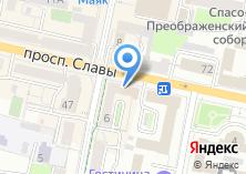 Компания «GLOBAL TOUR» на карте
