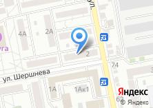 Компания «Аварийные комиссары» на карте