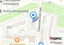 Компания «СМУ-10-спецмонтажавтоматика» на карте