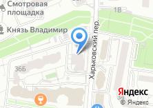 Компания «МАКС-Строй» на карте