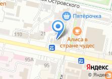 Компания «Окна Центр» на карте