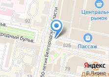 Компания «Потапыч» на карте