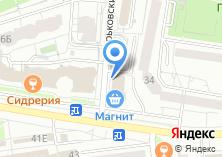 Компания «Автопицца Моко» на карте
